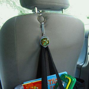 Accroche sac pour voiture