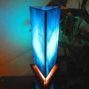 Flame bleu