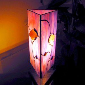 Fleur rose quartz
